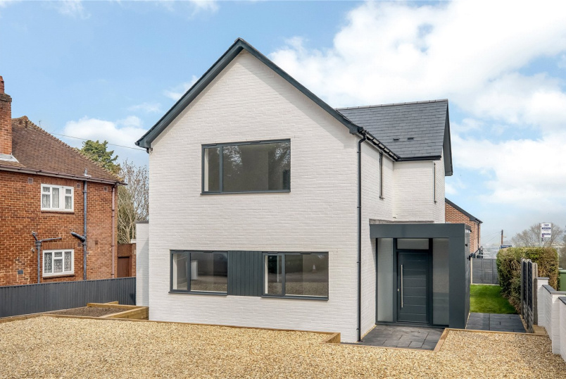 House for sale in  - Alresford Road, Winchester, Hampshire, SO23