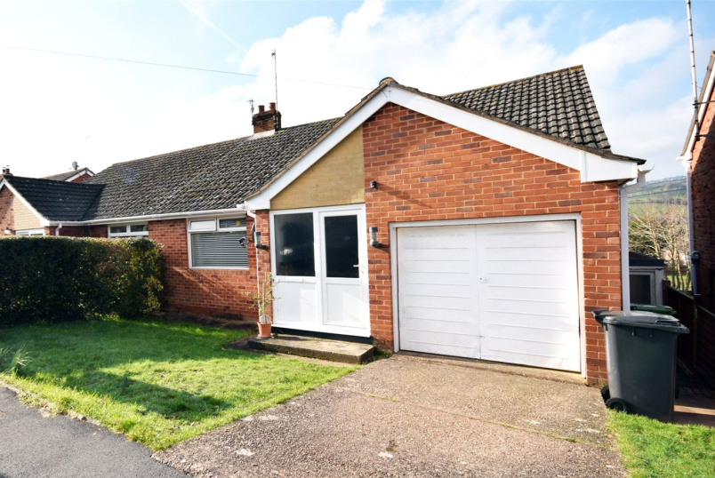 House for sale in Exeter - Cherry Tree Close, Exeter, Devon, EX4