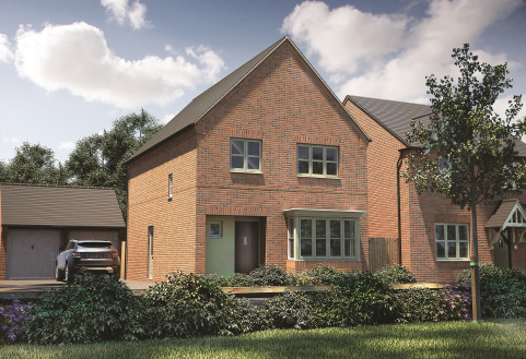 Plot 205, The Bredon, Banbury Rise