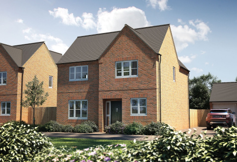 Plot 239, The Sawley, Banbury Rise