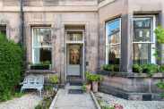 View of Perth Street, Edinburgh, Midlothian, EH3