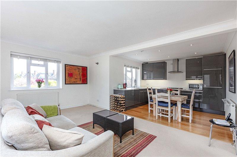 40 Bedroom Property To Rent In Cambridge Road London SW40 £404050 Pcm Best Two Bedroom Flat In London Model Plans