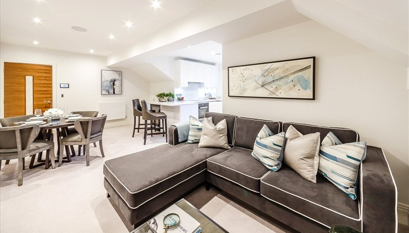 Flat/apartment to rent in Fulham & Parsons Green - Palace Wharf, W6