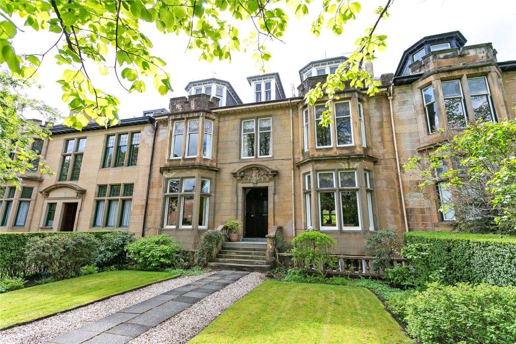 4 Bedroom Apartment For Sale In Cleveden Drive Cleveden Glasgow