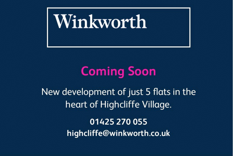 Flat/apartment for sale in Highcliffe - Lymington Road, Highcliffe-On-Sea, Christchurch, BH23