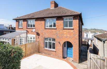 A great house with parking in the centre of Dorking