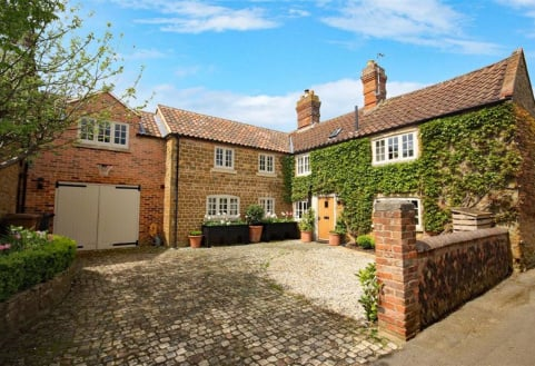 Chapel Lane, Somerby, Leicestershire
