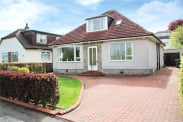 View of Campsie Drive, Bearsden, G61