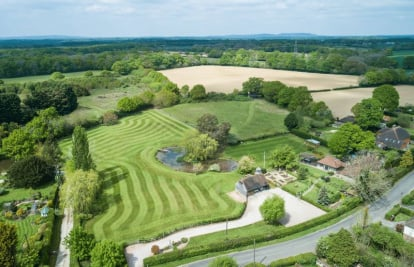 Wisborough Green - Stunning 5 Acre Plot.