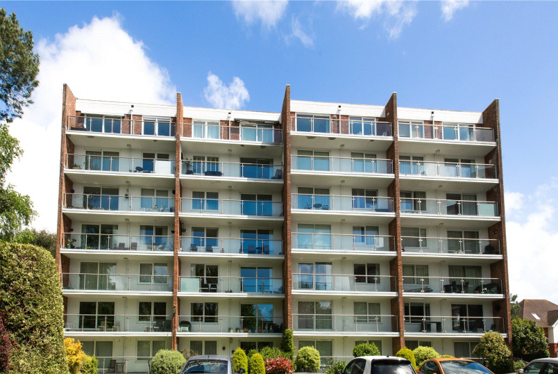 Flat/apartment for sale in Westbourne - Sandbourne Road, Alum Chine, Bournemouth, BH4