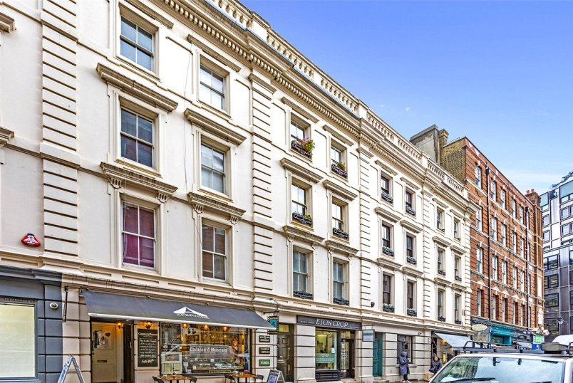 Flat/apartment for sale in West End - Museum Street, London, WC1A