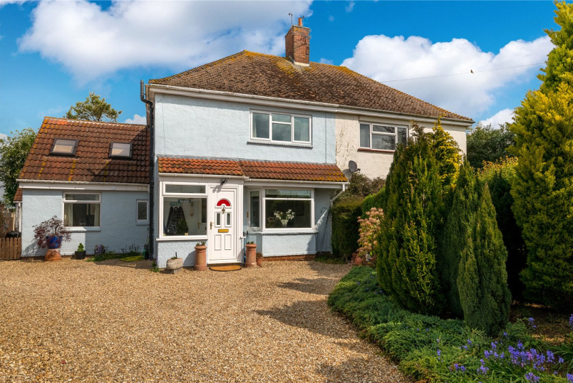 House for sale in Grantham - Grantham Road, Ropsley, Grantham, NG33