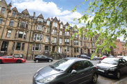 View of Broomhill Drive, Broomhill, Glasgow, G11
