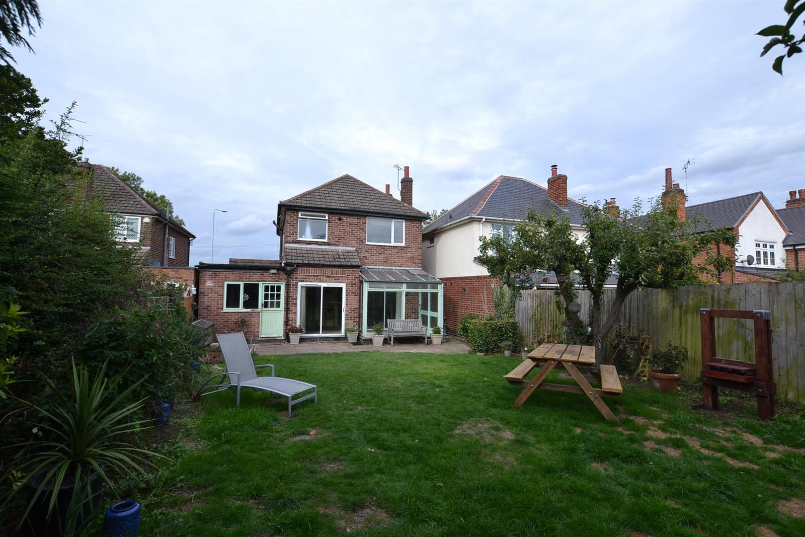 Excellent 3 Bedroom Property For Sale In Leicester Road Quorn Home Remodeling Inspirations Cosmcuboardxyz