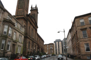 View of Lynedoch Street, Park, G3