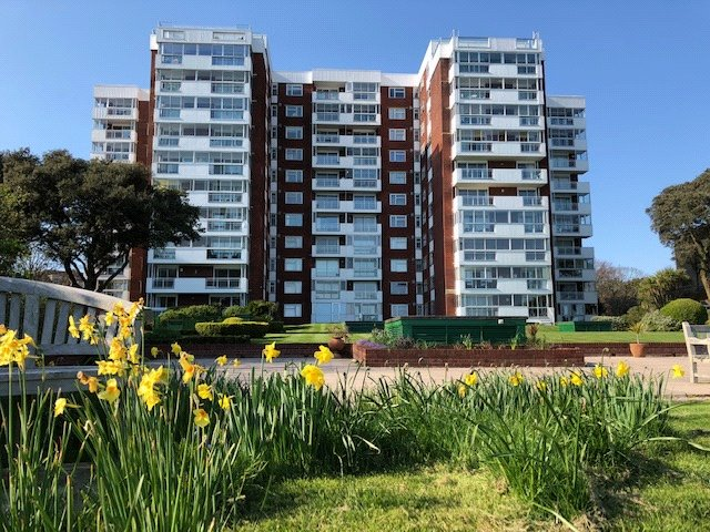 Flat/apartment for sale in Southbourne - Hinton Wood, 17 Grove Road, Bournemouth, BH1