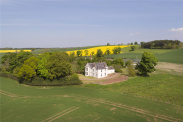 View of Sunlawshill Farmhouse, Heiton, Kelso, TD5