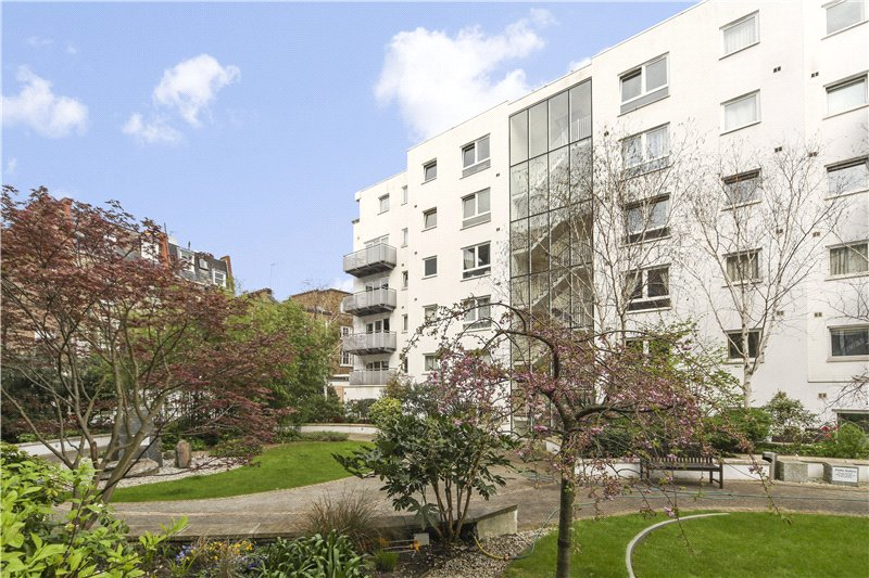 Flat/apartment to rent in Notting Hill - Hereford Road, London, W2