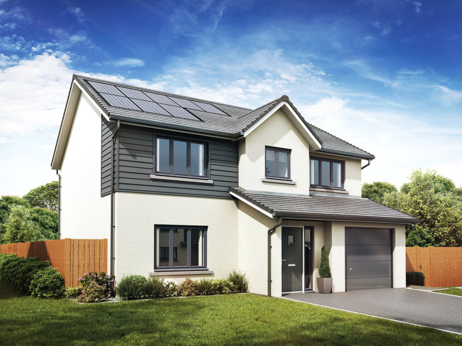 Image 1 of Plot 17, The Maple, Barley Brae, Tantallon Road, North Berwick, EH39