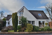 View of Falloch Road, Milngavie, G62
