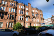 View of Ancaster Drive, Anniesland, Glasgow, G13