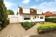 View of Campsie Drive, Milngavie, G62