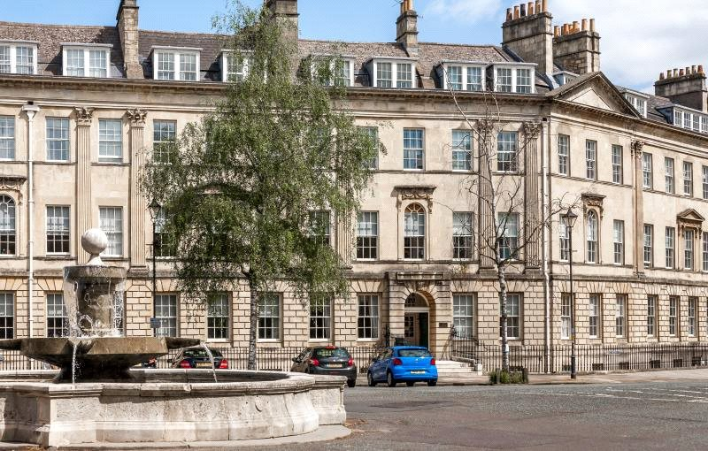Flat/apartment for sale in Bath - Connaught Mansions, Great Pulteney Street, Bath, BA2