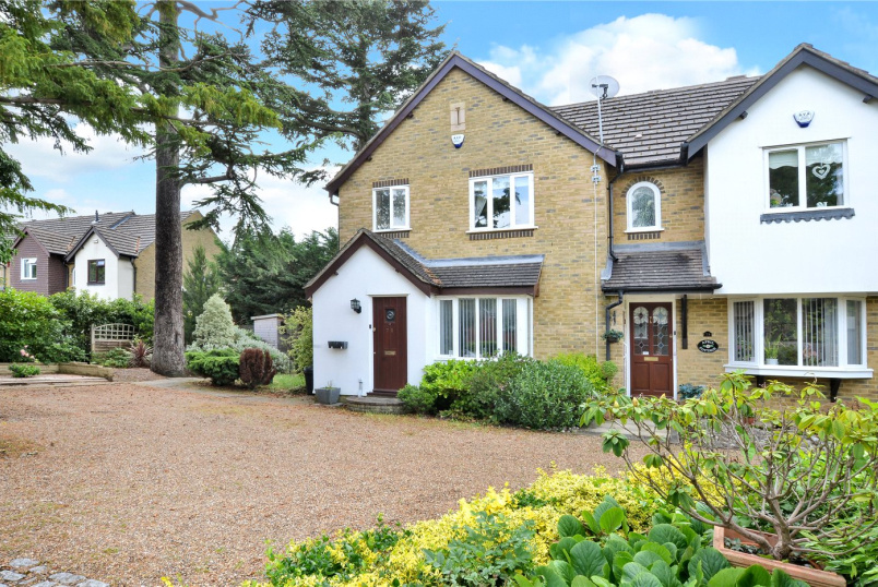 House for sale in Cheam - Worcester Road, South Sutton, Surrey, SM2