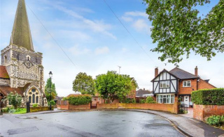 Stanwell Village, Staines-upon-Thames, Surrey, TW19