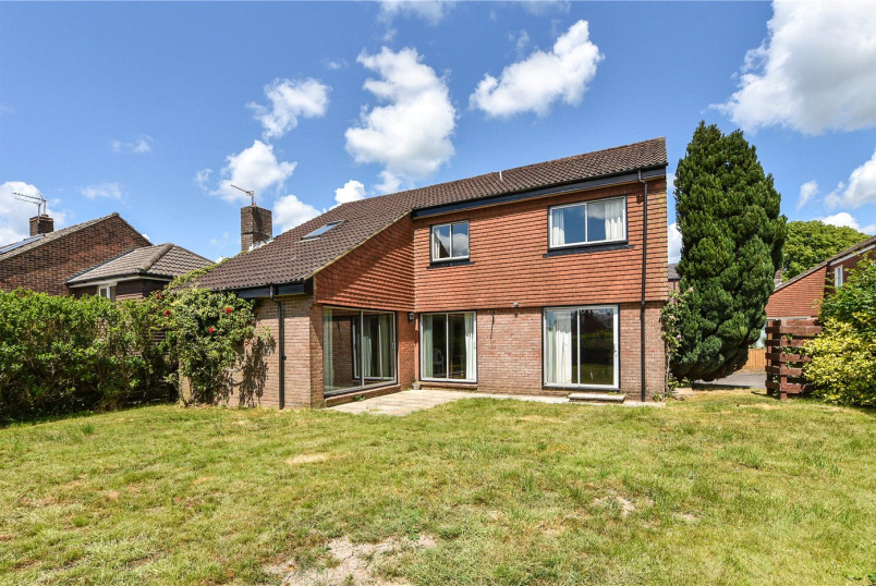 House for sale in Petersfield - Church Lane, West Meon, Petersfield, GU32