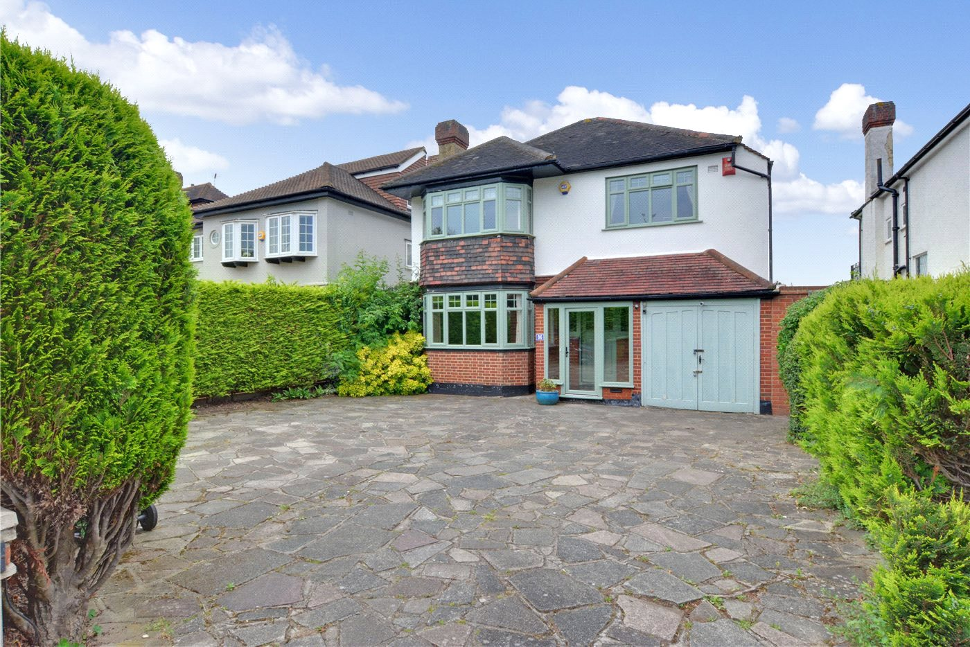 4 bedroom property for sale in Grove Park Road, London, SE9 - Offers