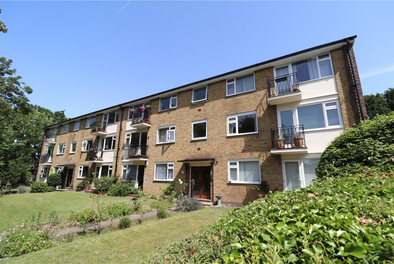 Flat/apartment for sale in Beckenham - Embassy Gardens, Beckenham, BR3