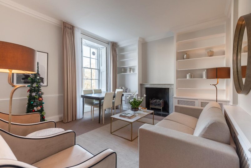 Flat to rent in Pimlico and Westminster - ECCLESTON SQUARE, SW1V