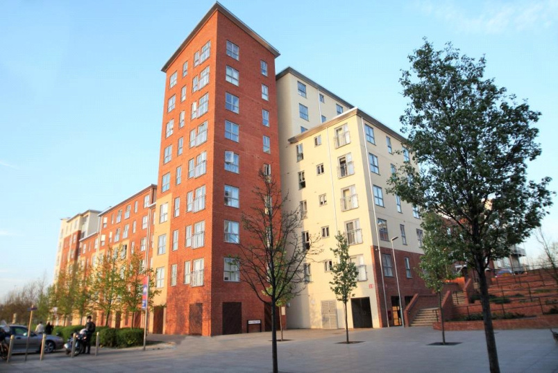 Flat/apartment for sale in Reading - Lansdowne House, Moulsford Mews, Reading, RG30