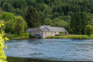 View of Strath Tummel, Pitlochry, Perthshire, PH16