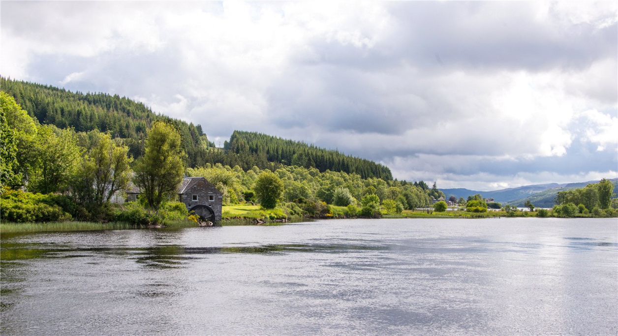 Image 3 of Old Mill Cottage, Strath Tummel, Pitlochry, PH16