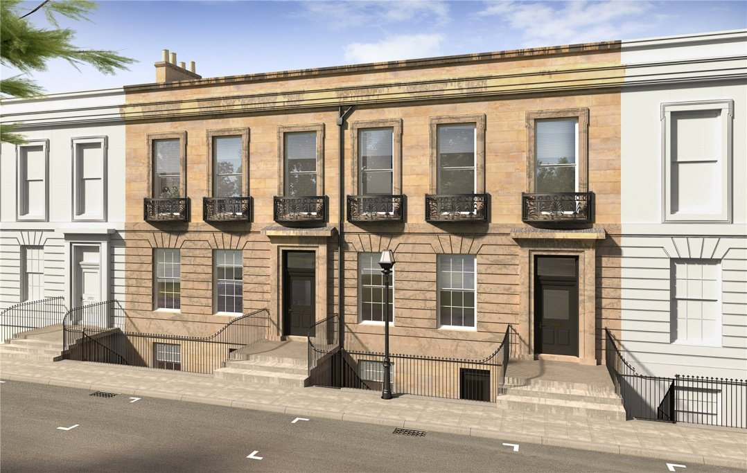 Image 1 of Newton Place, Ground & First Floor, Park, Glasgow, G3