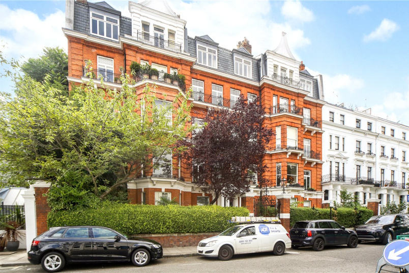 Flat/apartment to rent in Notting Hill - Hereford Mansions, Hereford Road, W2