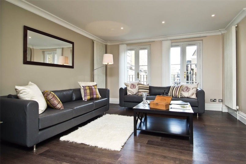 Flat/apartment to rent in  - Beauchamp Place, London, SW3