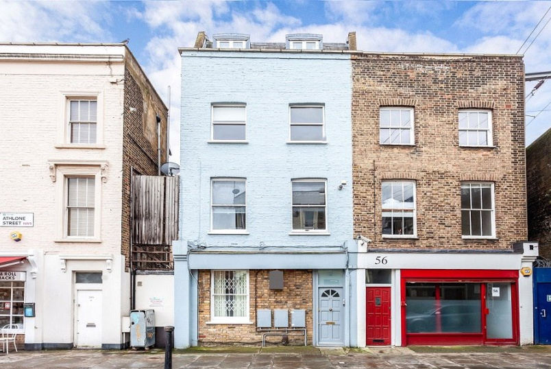 Flat/apartment for sale in Kentish Town - Athlone Street, London, NW5