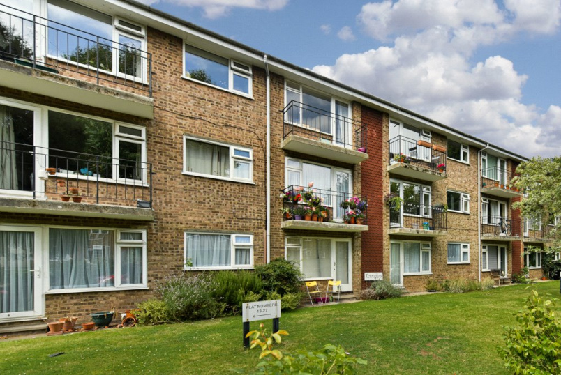 Flat/apartment for sale in  - Terrapins, Lovelace Road, Surbiton, KT6