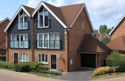 Prestigious Riverside Development. Godalming