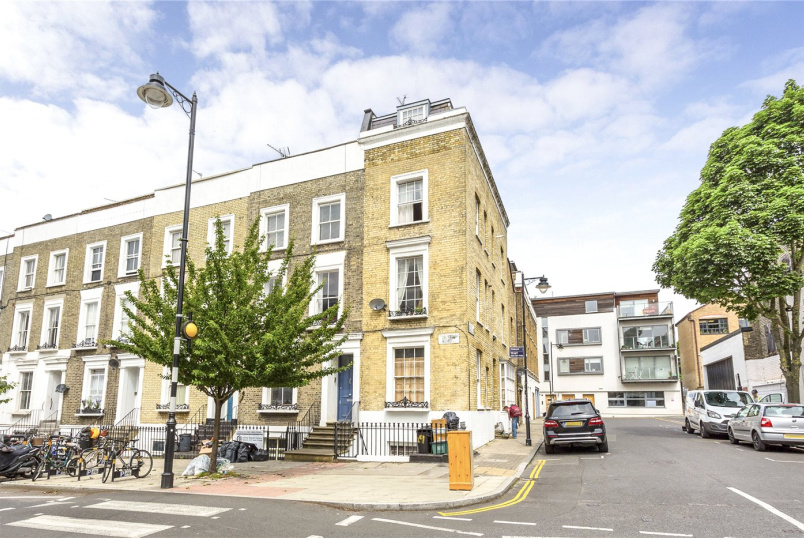 Flat/apartment to rent in Islington - Offord Road, Barnsbury, N1