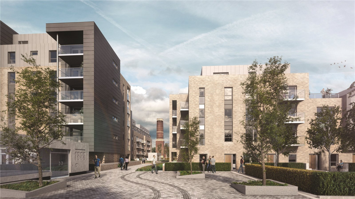 Image 1 of Plot 123, The Engine Yard, Edinburgh, EH7