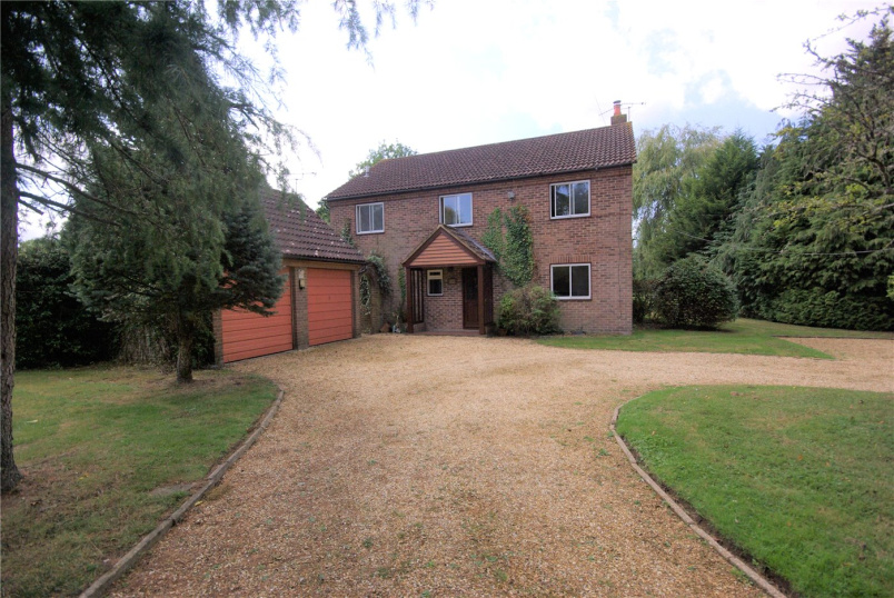 House to rent in  - The Frenches, East Wellow, Romsey, SO51