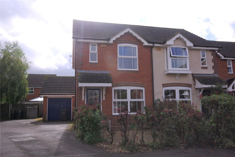 House to rent in Romsey - St Johns Gardens, Romsey, Hampshire, SO51