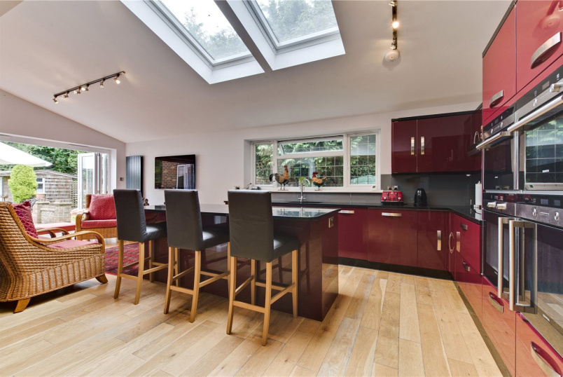 House for sale in Weybridge - Wildacres, West Byfleet, Surrey, KT14