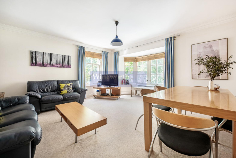 Flat for sale in Pimlico and Westminster - MILLENNIUM HOUSE, GROSVENOR ROAD, SW1V