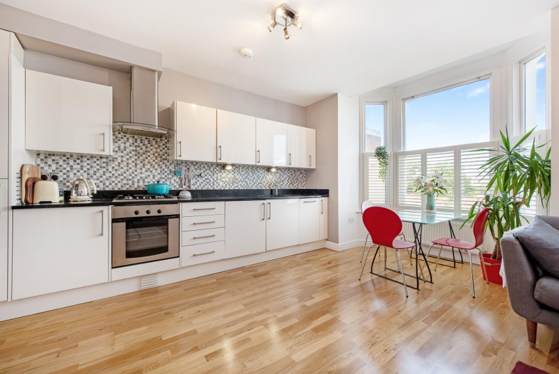 Flat for sale in Clapham - WANDSWORTH ROAD, SW8