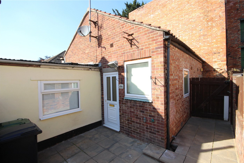 Bungalow for sale in  - Westgate, Sleaford, Lincolnshire, NG34